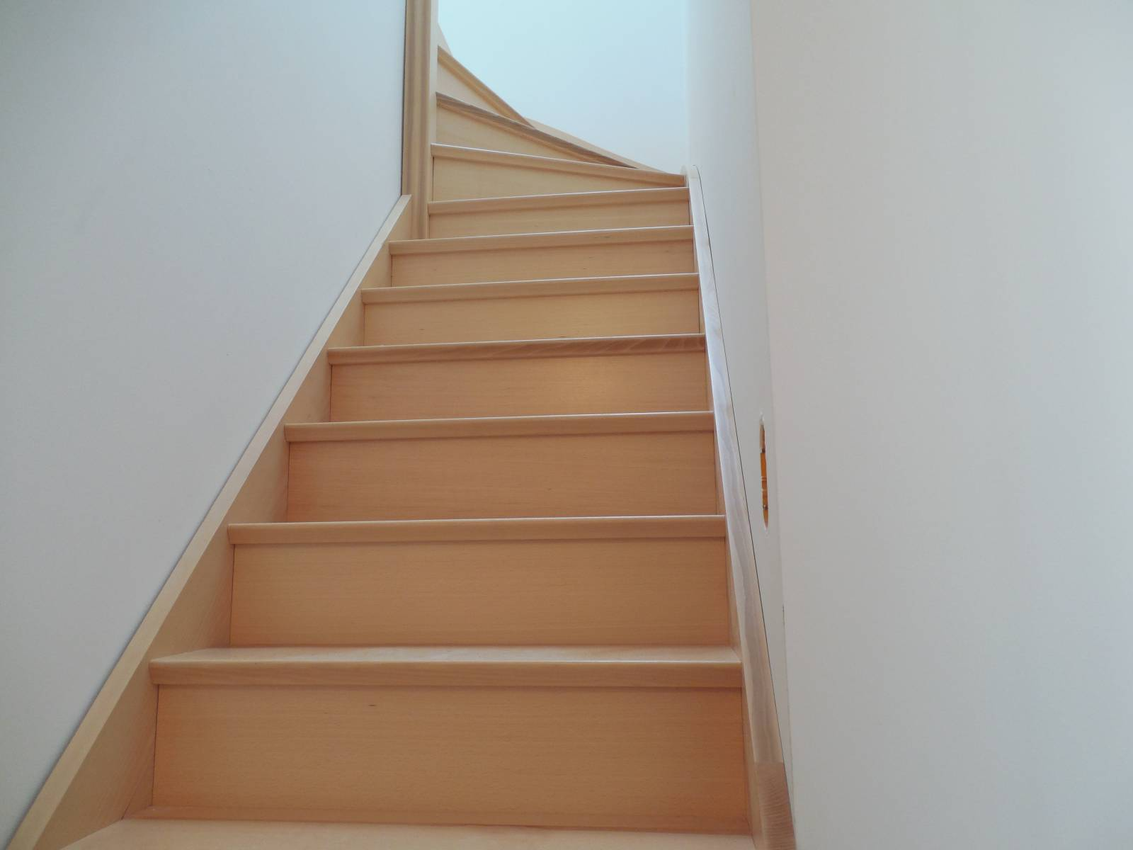 Fabrication Et Mise En Place D Un Escalier A Deux Quarts
